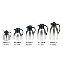 Edelstahl Doppelwand Vakuum Kaffeekanne Europa Stil Svp-1000bt