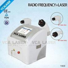 Machine médicale de fréquence d'onde radio d'approbation de la CE médicale pour la peau serrent le retrait de ride