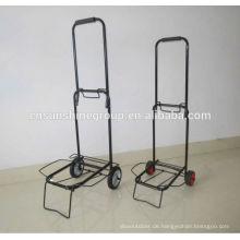 3 Rad Mini-Flughafen Gepäck Wagen tragbare Gepäckwagen
