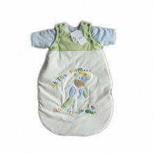 Baby Sleeping Bags, Made of Velvet, Comfortable and Safe Material