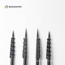 customized high strenght tube for speargun carbon fibre tube 3k speargun carbon tube barrels for fishing