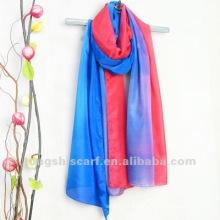 красочные печать шарфы хиджабах