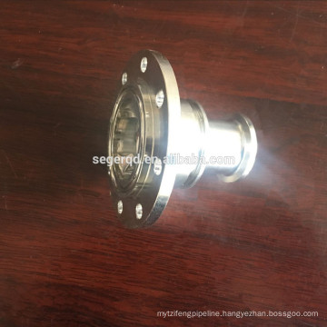 Hot Forging Parts Machining With 304 316 Stainless Steel