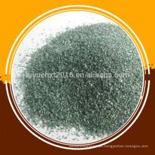 Grünes Siliziumkarbid in Schleifwerkzeugen