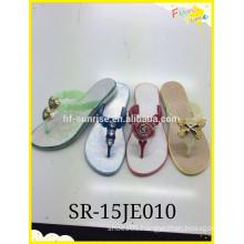 2015 Latest Fashion Pcu Flip Flops Slipper Shoe Women