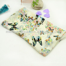 Printing Long Chiffon Georgette Scarf for Ladies in Summer