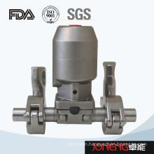 Stainless Steel Pneumatic Food Grade Clamp Type Diaphragm Valve (JN-DV2001)