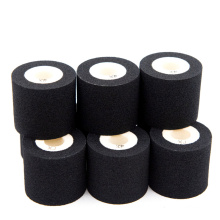 Good quality 35*30 hot melt ink rolls with clear printing effect hot soild ink roll