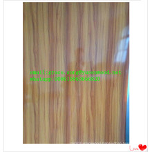 9mm High Glossy Melamine MDF for Decoration