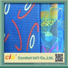 Fashion New Design différents types d'impression de tissu