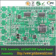 Montaje de PCBA de múltiples capas y ensamblado de PCBA de servicio de ensamblaje, ensamblado de componentes de pcb, ensamblaje de pcb y pcba