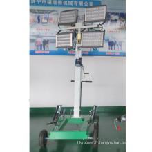 LED Portable Light Towers Generator Pour La Vente