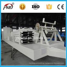 Máquina de fabricação de azulejos de folha de aço ondulado galvanizado para cobertura profissional