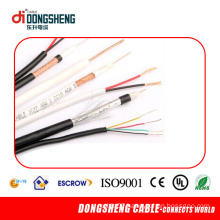 Semi-Rigid Combined Cable Rg59+2c Power