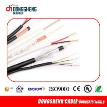 Полужесткий комбинированный кабель Rg59 + 2c Power