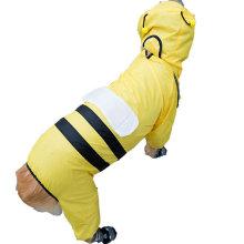 Big Dog All-Inclusive Raincoat Four-Legged Waterproof Medium-Sized Large Dog Rainy Day Pet Raincoat