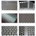 Hochwertiges Filtr Tube Gebrauchtes perforiertes Metallgewebe
