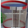 1piece maßgeschneiderte Teflon Fiberglas Mesh Mikrowellen-Trockner Gürtel