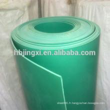 Panneau mou de PVC / feuille molle de PVC