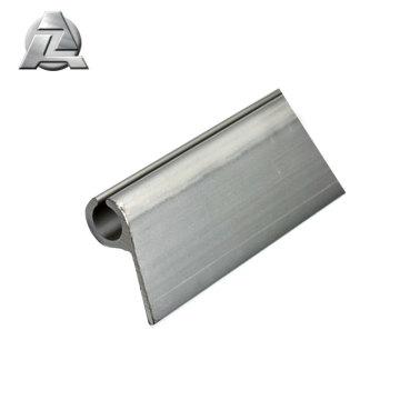 6063 T5 Telescopic aluminium c rail kederprofile