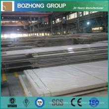 Korrosionsbeständigkeit von 316 L Edelstahlplatte, SGS-Lieferant in China verkauft