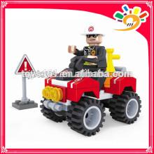 Hot sale block toy,car block (46pcs)