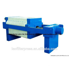 Leo Filter Small Size Manual Operation Filter Press