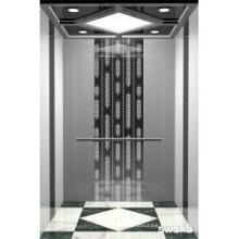 Etching Mirro Home Elevator Price