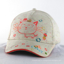 Вязаные ткани Neon Color Дети Дети Детские Hat