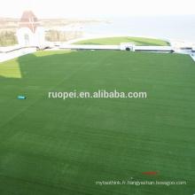 Herbe artificielle pour l'herbe de football de terrain de football