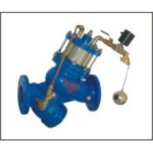 Vanne à flotteur électrique à piston filtrant (GL98005)