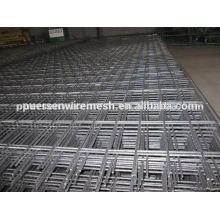 Barra de acero fría soldada malla de acero de refuerzo de hormigón (fabricante)