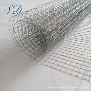 Heißer Verkauf Fabrik Preis 25mm x 25mm geschweißter Maschendraht
