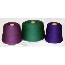 Worsted/Spinning Yak Wool/Tibet-Sheep Wool Knitting Yarn for Carpet