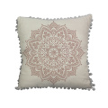 Hot Sale light brown canvas cushion