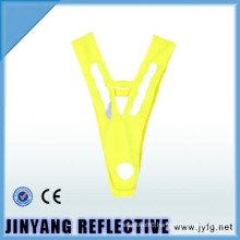 high visibility heat-transfer reflective security belt for children