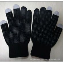 Palm Dotted Touch Screen Gloves ZMT01
