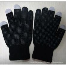 Ладони Пунктирной перчатки для сенсорных экранов ZMT01