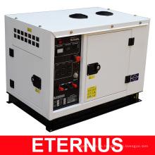 Conjunto de generador diesel de prueba de sonido para vehículo recto (BJ6000GE)