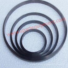 Anillo de acero de tungsteno de 150 mm de diámetro grande