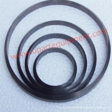 Großer Durchmesser 150mm Wolfram Stahl Ring