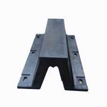 DA type V type marine rubber fender