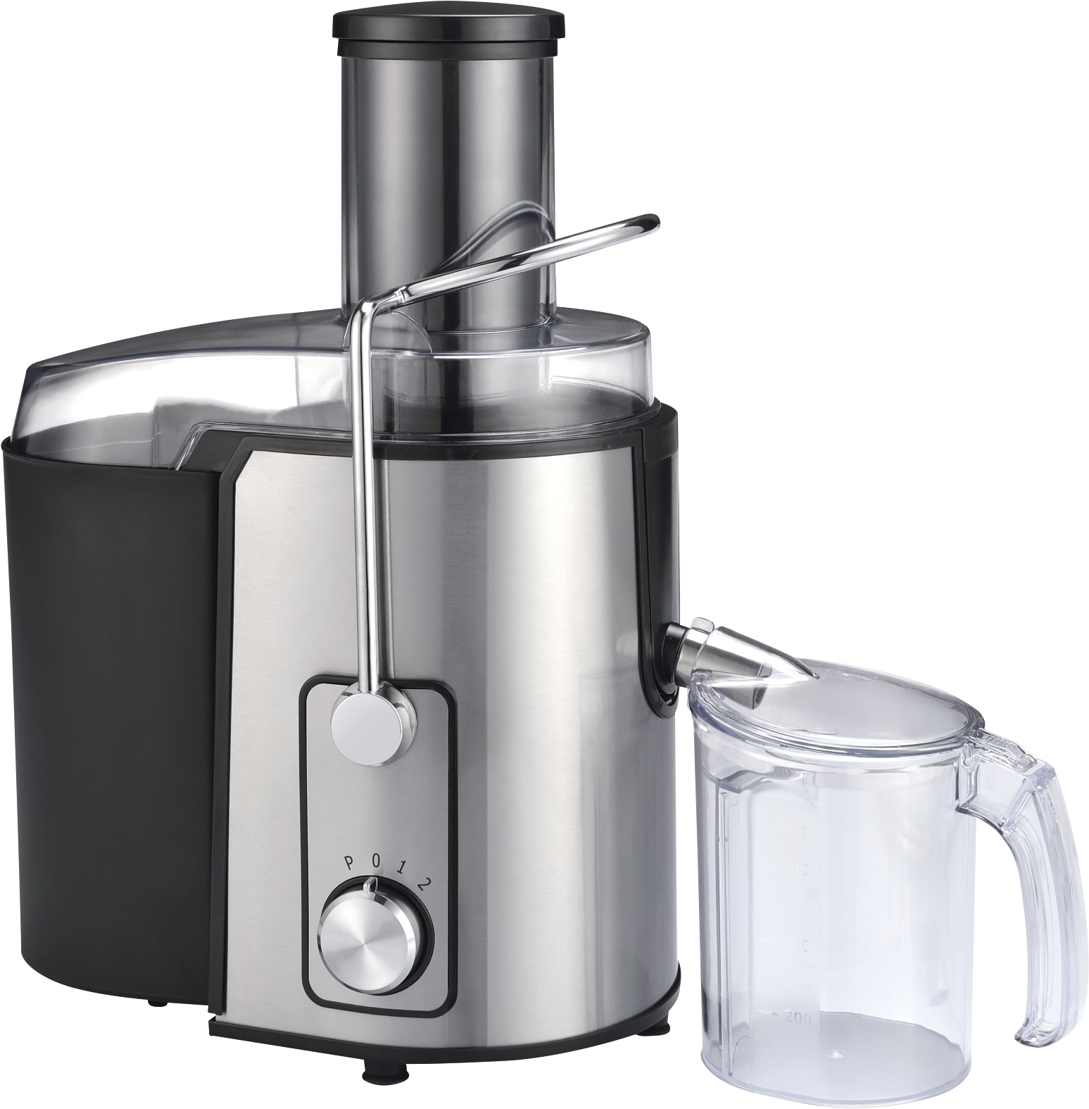 Multifunctional juicer extractor