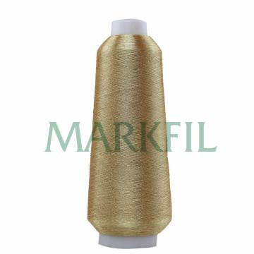 fil de zari en or pur de haute qualité en gros