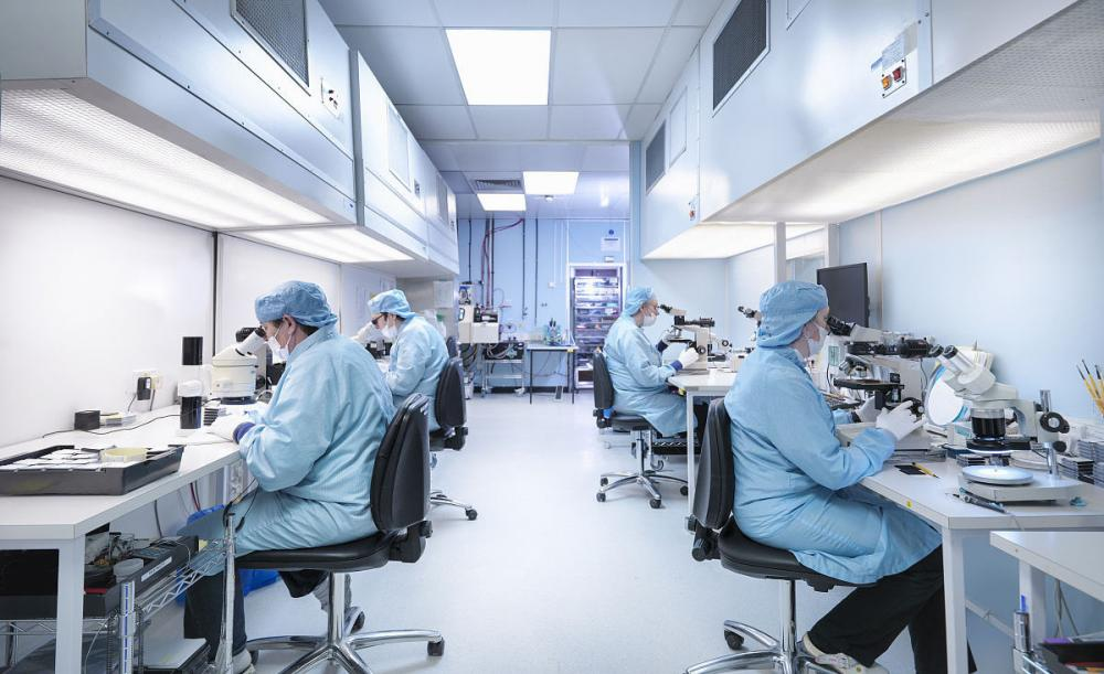 Biomedical Cleanrooms