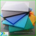 600 Gewächshausblech mit Polycarbonatblech und Aluminiumrahmen