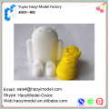 Impresión 3d de encargo figura del anime buena impresión 3d que vende en tela prototipo plástico de China