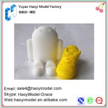 Изготовленный на заказ cnc быстрый прототип изготовителя прототипа фарфора надежный прототип игрушки делая