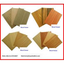 Folheado de madeira de engenharia Furnoture / Door