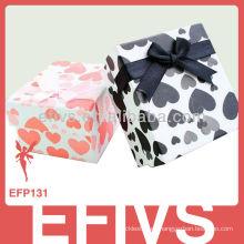 Dozen la caja de la joyería del regalo del paquete fija wholesele en China